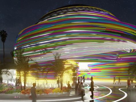Цифровая валюта, автономный дронопорт, «умный светофор» и другие разработки российских стартапов на Expo 2020 в Дубае