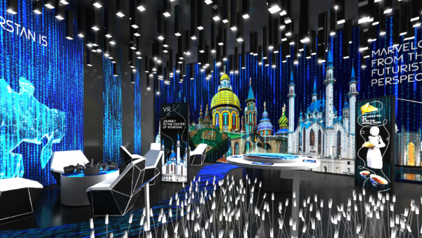 Российская система удалённого мониторинга пациентов на EXPO 2020 в ОАЭ